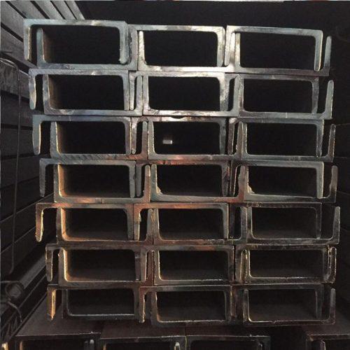 Canal - Perfiles Estructurales - Material de Acero